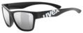 Γυαλία Uvex sportstyle 508 - Black Mat - litemirror silver (S3)
