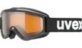 Μάσκα Uvex speedy pro - Black - lasergold (S2)