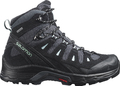 Μποτάκι πεζοπορίας Salomon Quest Prime GTX W Ebony-Black-Icy Morn