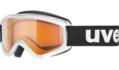 Μάσκα Uvex speedy pro - White - lasergold (S2)