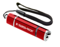 Mini Stretch LED Flashlight Red
