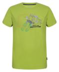 Ανδρικό T-shirt Icepeak Stephen Men Πράσινο