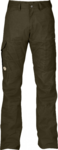 Fjall Raven Παντελόνι Karl Trousers Dark Olive (633)