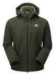 Ανδρικό Softshell Mountain Equipment Vulcan Jacket Graphite