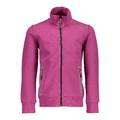 Fleece CMP Girl Jacket - Borgogna
