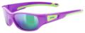 Γυαλία Uvex sportstyle 506 - Pink green - mirrow green (S3)