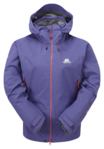 Γυναικείο Αδιάβροχο Jacket Mountain Equipment Diamir Μοβ