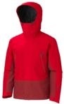 Ανδρικό αδιάβροχο Jacket Marmot Spire Team Red-Dark Crimson