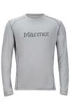 Μπλούζα Marmot Windridge with Graphic LS Grey Storm