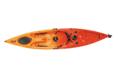 Sea Kayak Sit in Seastar Leisure Dave κίτρινο-κόκκινο (δίχρωμο)