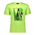 Ανδρικό T-shirt CMP Man T-shirt Green