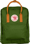Σακίδιο Kanken Leaf Green - Burnt Orange