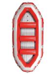 Βάρκα Rafting Aqua Design Silver Cloud 410