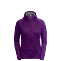 Γυναικείο Softshell Jacket Black Diamond Flow State Hoody Grape