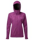 Γυναικείο Αδιάβροχο Jacket Rab Women's Downpour Violet