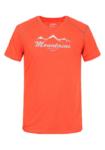 Ανδρικό T-shirt Icepeak Sachin Πορτοκαλί