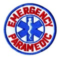 Ραφτό Σήμα Emergency Paramedic