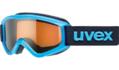 Μάσκα Uvex speedy pro - Blue - lasergold (S2)
