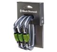 Black Diamond Positron Screwgate Carabiner x3 2016