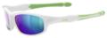 Γυαλία Uvex sportstyle 507 - White green - mirrror green (S3)