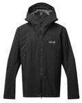Ανδρικό Αδιάβροχο Jacket Rab Kangri GTX Black