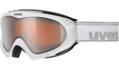 Μάσκα Uvex F2 pola - White mat - pola brown lasergold lite (S2)