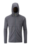 Rab Fleece Focus Hoody Jacket Anthracite