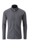 Rab Fleece Focus Jacket Anthracite