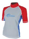 Blue Wave Lycra Rash Guard Γυναικείο Κοντομάνικο