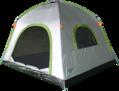Σκηνή Camping Plus Gravity 3P - μονό πανί