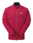 Mountain Equipment Echo Softshell Jacket Sangria