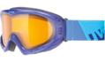 Μάσκα Uvex cevron - Indigo mat - lasergold lite clear (S1)