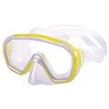 Μάσκα παιδική Blue Wave Frany Junior Κίτρινο