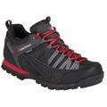Παπούτσι πεζοπορίας Karrimor Spike Low 3 weathertite Black-Red