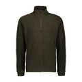 CMP Man Fleece Jacket Olive