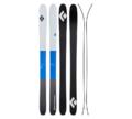 Πέδιλα ορειβατικού Σκι Black Diamond Helio 105 Carbon Ski