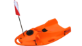 RTM Seaview Board for Spearfishing Orange