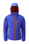 Rab Πουπουλένιο Men's Microlight Alpine Jacket Electric Blue