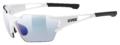 Γυαλία Uvex sportstyle 803 Race Variomatic S White blue (S1-S3)
