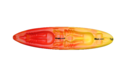 Sea Kayak DAG Taurus Red - Yellow