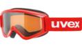 Μάσκα Uvex speedy pro - Red - lasergold (S2)