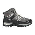 Trekking CMP Rigel Mid WP Woman Grey - Graffite-Gesso