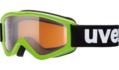 Μάσκα Uvex speedy pro - Lightgreen - lasergold (S2)