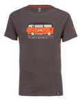 La Sportiva T-shirt Van Men Carbon