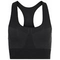 Γυναικείο Eσώρουχο Odlo Seamless Medium Sports Bra Black