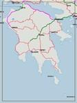 TopoRegion 5 GIS ΠΕΛΟΠΟΝΝΗΣΟΣ
