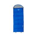 Παιδικός υπνόσακος Camping Plus - Kids 150 gr - Blue