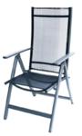 Καρέκλα Αλουμινίου / Textilene Πτυσσόμενη