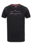 Ανδρικό T-shirt Icepeak Sachin Μαύρο