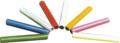 Σκυτάλη αλουμινίου σε διάφορα χρώματα